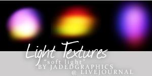 Light Textures: 'Soft Light'