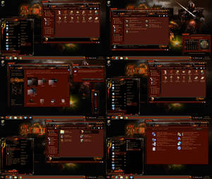 New windows 8 theme (Aragon Custom)