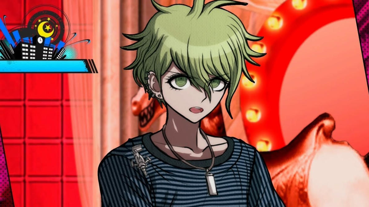 Rantaro Amami x Protagonist Female Reader by SweetheartNicky
