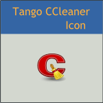 Tango CCleaner icon by DarKobra