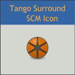 SurroundSCM Tango Icon by DarKobra