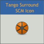 SurroundSCM Tango Icon by DarKobra