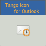 Outlook Tango Dock Icon by DarKobra