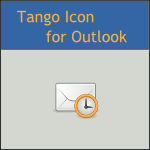 Outlook Tango Dock Icon