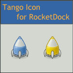Tango Rocket Dock Icon