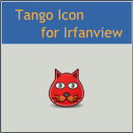 Tango Dock Icon for Irfanview by DarKobra