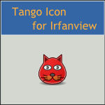Tango Dock Icon for Irfanview