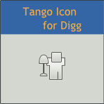 Tango Digg Icon by DarKobra