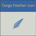Tango Feather Icon