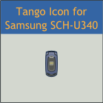 Tango Samsung SCH-u340 by DarKobra