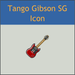 Tango Gibson SG Icon by DarKobra