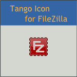 FileZilla Tango Icon by DarKobra