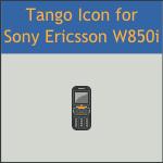 Tango Sony Ericsson W850i Icon by DarKobra