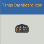 Tango Dashboard Icon by DarKobra