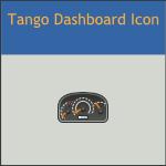 Tango Dashboard Icon by DarKobra