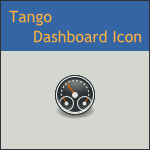 Tango Dashboard Icon v.2 by DarKobra
