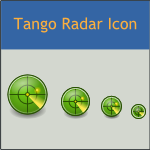Tango Radar Icon by DarKobra
