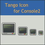 Tango Console2 Icon by DarKobra