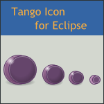 Tango Eclipse Icon by DarKobra