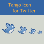 Tango Twitter Icon by DarKobra
