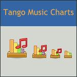 Tango Music Charts Icon