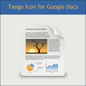 Tango Google Docs Icon by DarKobra