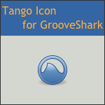 Tango Icon for GrooveShark by DarKobra