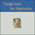 Tango Icon for Hootsuite by DarKobra