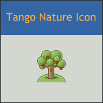 Tango Nature Icon by DarKobra