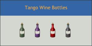 Tango Winebottle Icons by DarKobra