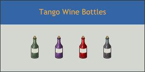 Tango Winebottle Icons