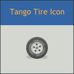 Tango Tire Icon
