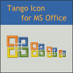Tango MSOffice Icon by DarKobra
