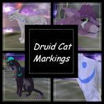 Feral Heart - Druid Cat Markings