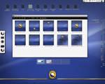 Fedora 12 Animated Pack Background