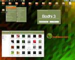 Bodhi Linux Theme 3.0.0 RC1