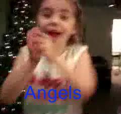Princesstard Angel Cookies by Ambeexx