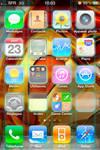Template iPhone4 wallpaper