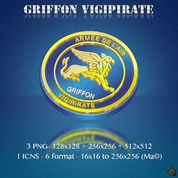 Griffon Vigipirate Armee de Air