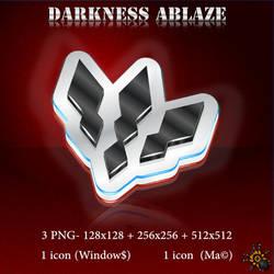 Darkness Ablaze Logo