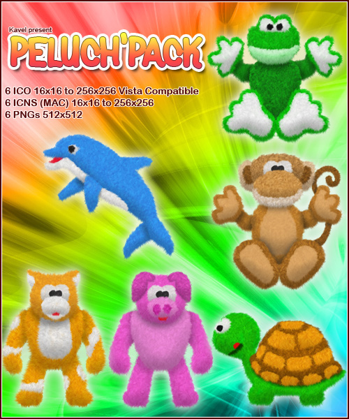 Peluch'Pack