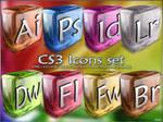 CS3 Icons set replacement