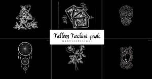 Tattoos Texture Pack