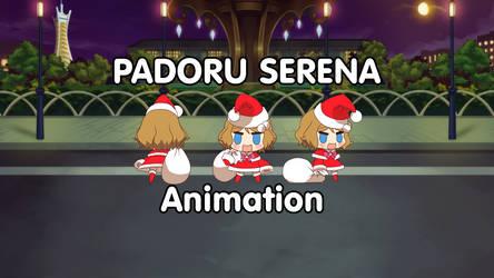Padoru Serena Animation by DaDonYordel