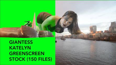 GTS Katelyn Greenscreen Stock Download