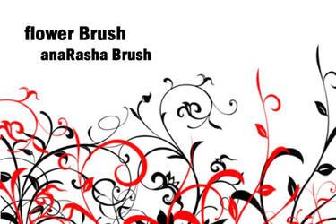 Flower Brush III by anaRasha-stock