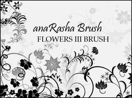 Flowers 3 brush
