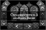 Ornamentetion brush