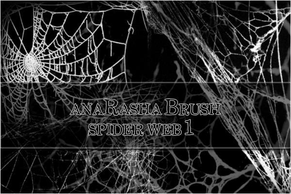 spider web brush 1 by anaRasha-stock
