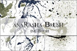ink_brush by anaRasha-stock